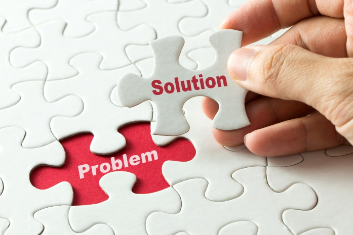 Solving A Problem In The Workplace