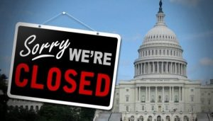 How does the Government shutdown affect your retail experience?